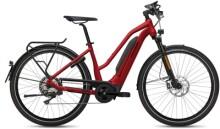 e-Citybike FLYER Upstreet5 7.70  Mixed Red HS EU