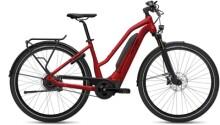 e-Citybike FLYER Upstreet5 7.83 Mixed Red