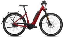 e-Citybike FLYER Upstreet5 7.83  Comf Red HS EU