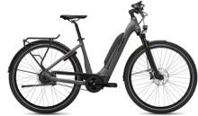 e-Citybike FLYER Upstreet5 7.83 Comf Anthracite