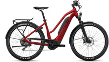 e-Citybike FLYER Upstreet5 7.12 Mixed Red