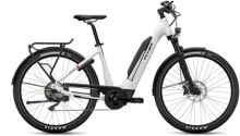 e-Citybike FLYER Upstreet5 7.70 Comf White