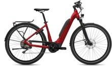 e-Citybike FLYER Upstreet5 7.12 Comf Red
