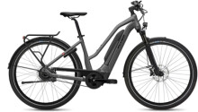 e-Citybike FLYER Upstreet5 7.83 Mixed Anthracite