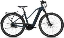 e-Citybike FLYER Upstreet4 7.83 Gents Brass S