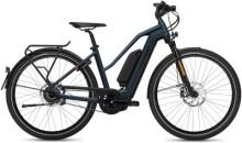 e-Citybike FLYER Upstreet4 7.83 Gents Brass HS m.Zus.akku