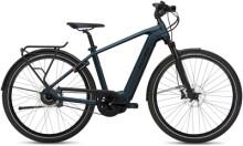 e-Citybike FLYER Upstreet4 7.83 Gents Blue