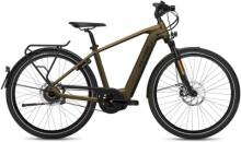e-Citybike FLYER Upstreet4 7.83 Gents Brass HS