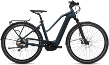 e-Citybike FLYER Upstreet4 7.70 Mixed Blue