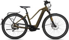 e-Citybike FLYER Upstreet4 7.10  Mixed Brass HS EU