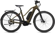 e-Citybike FLYER Upstreet4 7.70 Mixed Brass m.Zus.akku