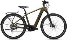 e-Citybike FLYER Upstreet4 7.70 Gents Brass