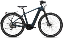 e-Citybike FLYER Upstreet4 7.70 Gents Blue