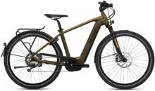 e-Citybike FLYER Upstreet4 7.10  Gents Brass HS EU