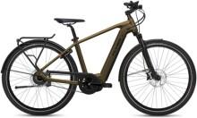e-Citybike FLYER Upstreet4 7.83 Gents Brass