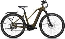 e-Citybike FLYER Upstreet4 7.70 Mixed Brass
