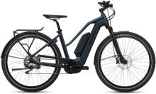 e-Citybike FLYER Upstreet4 7.70 Mixed Blue m.Zus.akku