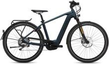 e-Citybike FLYER Upstreet4 7.10  Gents Blue HS EU