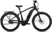 e-Citybike FLYER Upstreet3 7.43 Gents XXXL Black