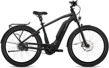 e-Citybike FLYER Upstreet3 7.43 Gents XXL Black