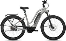 e-Citybike FLYER Upstreet3 7.43 Comf XXXL Silver