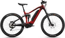 e-Mountainbike FLYER Uproc7 8.70 FS Red/Brown