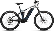 e-Mountainbike FLYER Uproc7 6.30 FS Blue/White