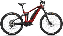 e-Mountainbike FLYER Uproc7 6.30 FS Red/Brown