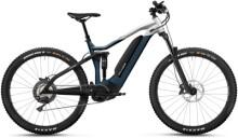 e-Mountainbike FLYER Uproc7 4.10 FS Blue/White