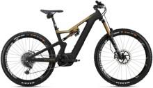 e-Mountainbike FLYER Uproc6 9.50 FS Black/Gold