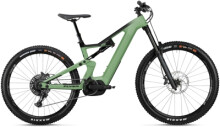 e-Mountainbike FLYER Uproc6 9.50 FS Green/Black