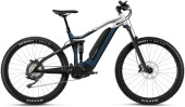 e-Mountainbike FLYER Uproc4 4.10 FS Blue/White