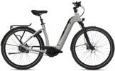 e-Citybike FLYER Gotour6 7.03R Comf Silver