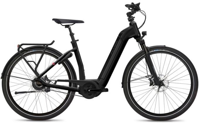 e-Citybike FLYER Gotour6 7.03R Comf Black 2021