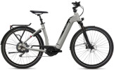e-Citybike FLYER Gotour6 5.41R Comf Silver