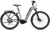 e-Citybike FLYER Gotour6 5.00 Comf Silver