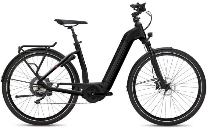 e-Citybike FLYER Gotour6 5.00 Comf Black 2021