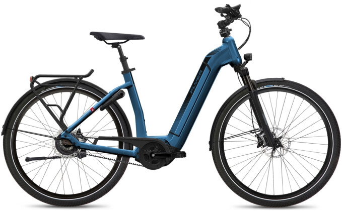 e-Citybike FLYER Gotour6 7.03R Comf Blue 2021