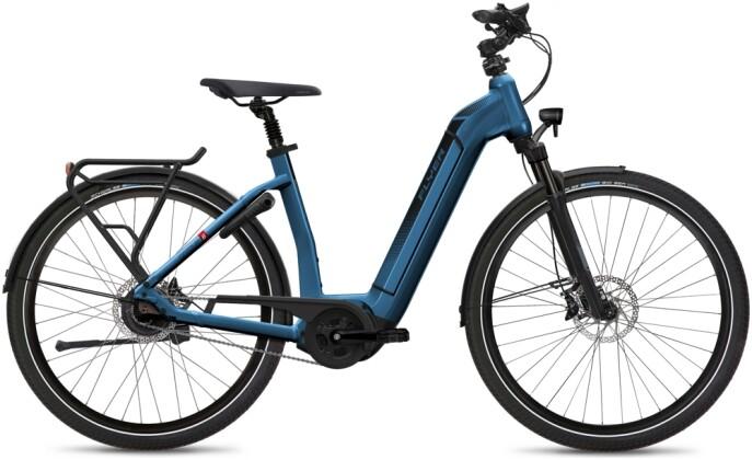 e-Citybike FLYER Gotour6 7.10 Comf Blue 2021