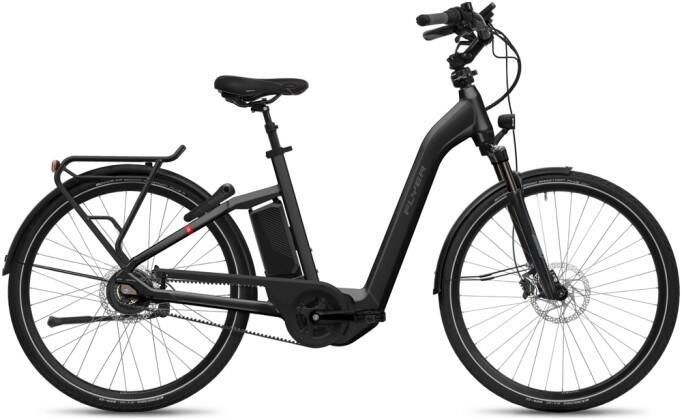e-Citybike FLYER Gotour5 7.23 Comf Black 2021