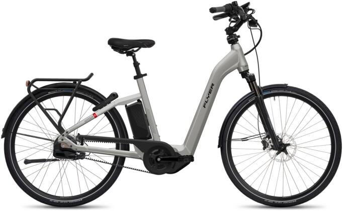 e-Citybike FLYER Gotour5 7.23 Comf Silver 2021