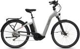 e-Citybike FLYER Gotour5 7.10 Comf Silver