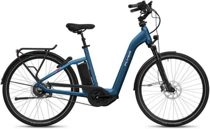 e-Citybike FLYER Gotour5 7.03 Comf Blue 2021