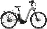 e-Citybike FLYER Gotour5 5.01R Comf Silver