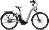 e-Citybike FLYER Gotour5 5.00 Comf Silver