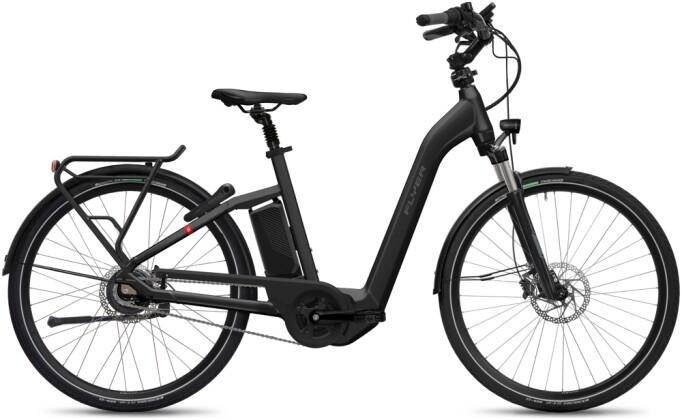 e-Citybike FLYER Gotour5 7.10 Comf Black 2021