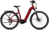 e-Citybike FLYER Gotour2 5.10 Comf Red