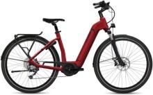 e-Citybike FLYER Gotour2 5.01R Comf Red