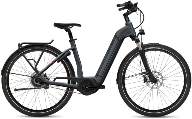 e-Citybike FLYER Gotour2 5.10 Comf Anthracite 2021