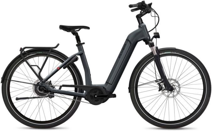 e-Citybike FLYER Gotour2 5.00 Comf Anthracite 2021